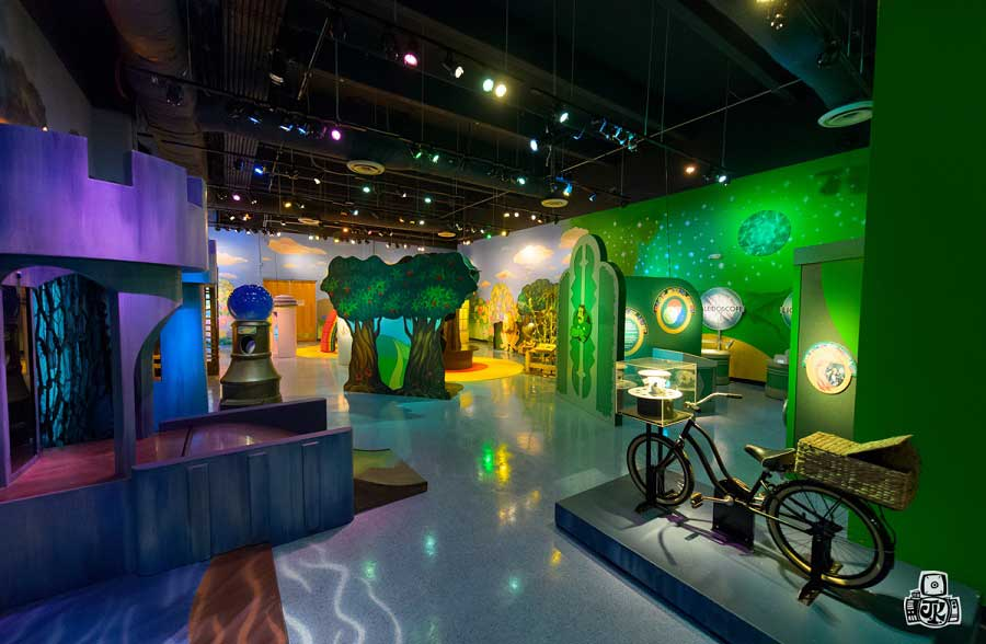 The Wizard of Oz Educational Exhibit